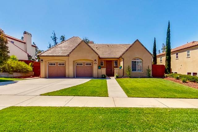 3876 Celestial Way, Lompoc, CA 93436 (MLS #20-3149) :: Chris Gregoire & Chad Beuoy Real Estate