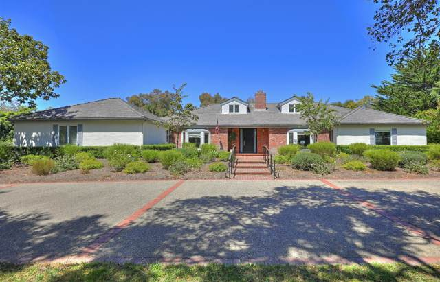 4660 Via Roblada, Santa Barbara, CA 93110 (MLS #20-3180) :: The Zia Group
