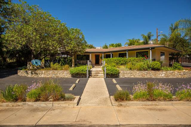 205 S Signal St, Ojai, CA 93023 (MLS #20-3182) :: Chris Gregoire & Chad Beuoy Real Estate