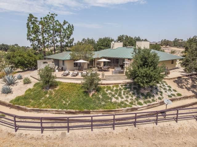 3080 Montecielo Dr, Santa Ynez, CA 93460 (MLS #20-3234) :: Chris Gregoire & Chad Beuoy Real Estate