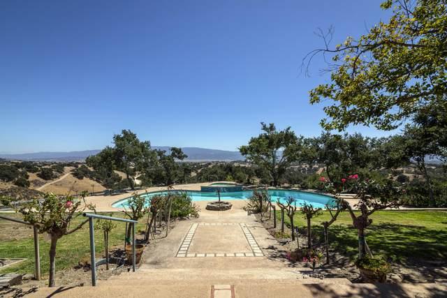 3570 Woodstock Rd, Santa Ynez, CA 93460 (MLS #20-3251) :: The Zia Group