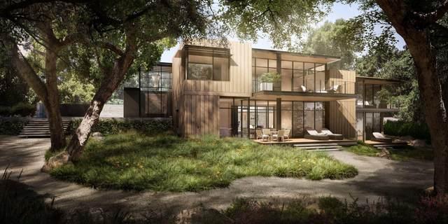 1067 E Mountain Drive, Montecito, CA 93108 (MLS #20-3315) :: The Zia Group