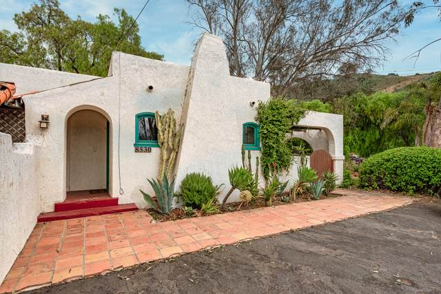 8530 N Ventura Ave, Ventura, CA 93001 (MLS #20-3318) :: Chris Gregoire & Chad Beuoy Real Estate