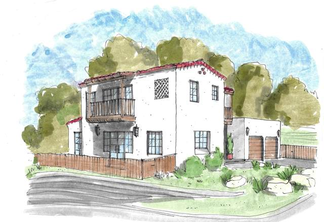 1202 Diana Rd. Parcel 4, Santa Barbara, CA 93103 (MLS #20-3321) :: Chris Gregoire & Chad Beuoy Real Estate