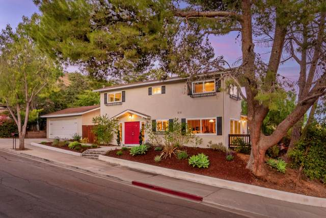 3241 Lucinda Ln, Santa Barbara, CA 93105 (MLS #20-3342) :: The Zia Group