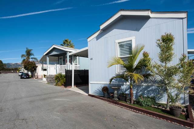 7368 Hollister Ave #45, Goleta, CA 93117 (MLS #20-337) :: The Zia Group