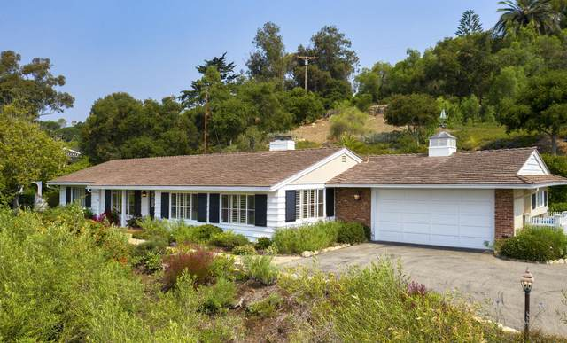 740 Skyview Dr, Santa Barbara, CA 93108 (MLS #20-3374) :: Chris Gregoire & Chad Beuoy Real Estate