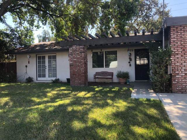 805 Park Rd, Ojai, CA 93023 (MLS #20-3413) :: Chris Gregoire & Chad Beuoy Real Estate