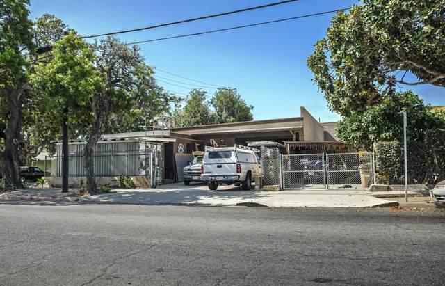 401 N Nopal St, Santa Barbara, CA 93103 (MLS #20-3436) :: The Epstein Partners