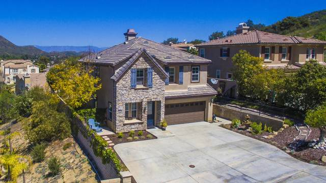 642 Astera Ct, Thousand Oaks, CA 91320 (MLS #20-3480) :: Chris Gregoire & Chad Beuoy Real Estate