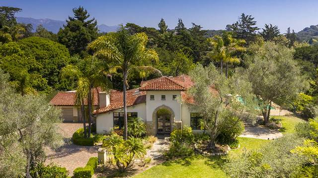 1020 Via Tranquila, Santa Barbara, CA 93110 (MLS #20-3481) :: The Zia Group
