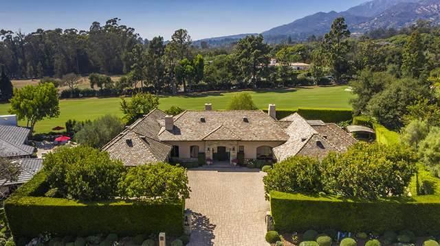 1984 Inverness Ln, Montecito, CA 93108 (MLS #20-3489) :: Chris Gregoire & Chad Beuoy Real Estate