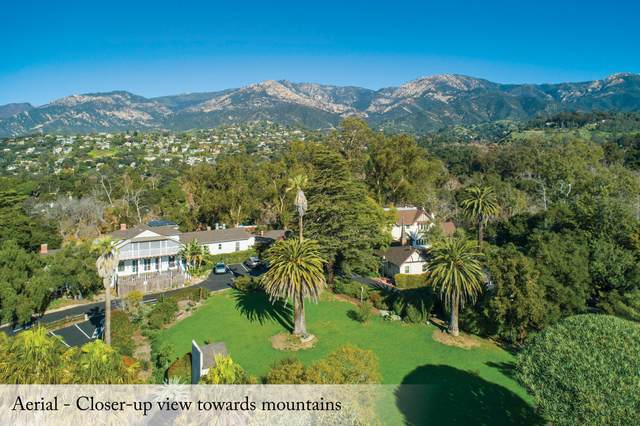 505 E Los Olivos Street, Santa Barbara, CA 93105 (MLS #20-3491) :: The Epstein Partners