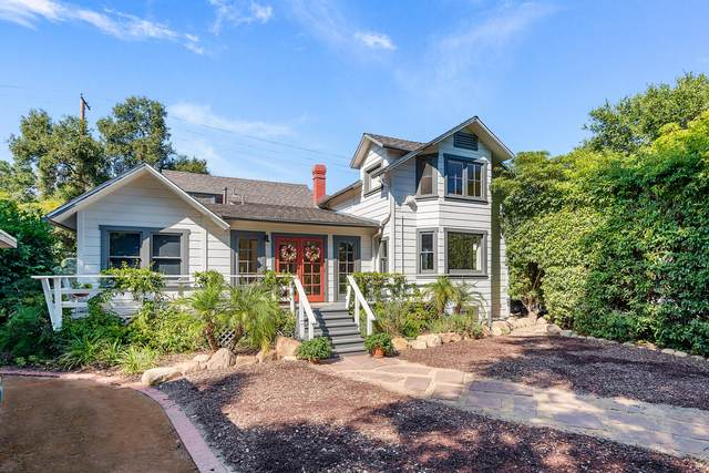 1575 East Valley Rd, Montecito, CA 93108 (MLS #20-3512) :: The Epstein Partners