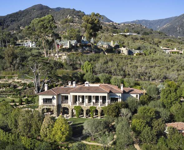 1592 E Mountain Dr, Santa Barbara, CA 93108 (MLS #20-3518) :: The Epstein Partners