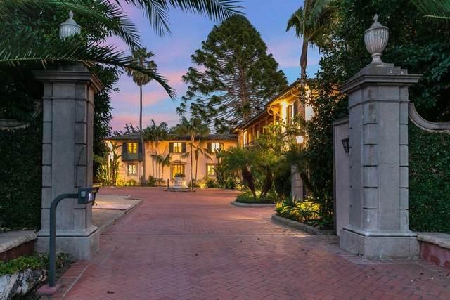 1505 Monte Vista Rd, Montecito, CA 93108 (MLS #20-3520) :: The Epstein Partners