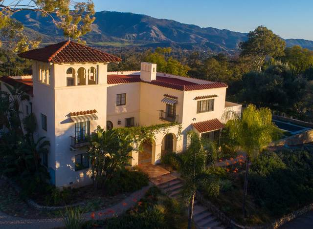 1365 Foothill Rd, Ojai, CA 93023 (#20-3535) :: SG Associates