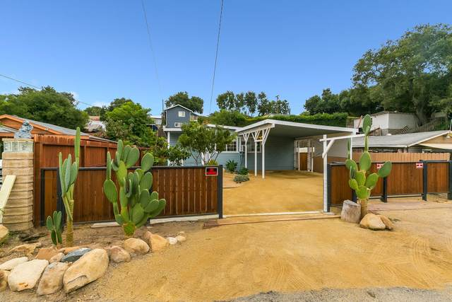 172 Mountain View St, Oak View, CA 93022 (MLS #20-3556) :: Chris Gregoire & Chad Beuoy Real Estate