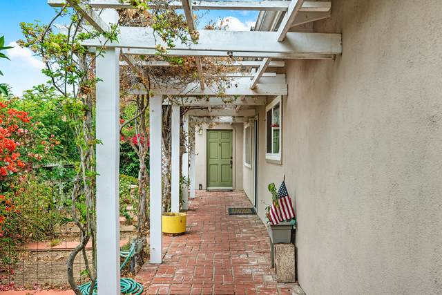 615 Vista Vallejo, Santa Barbara, CA 93105 (MLS #20-3574) :: The Epstein Partners