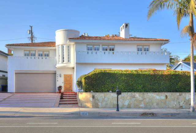 1618 Shoreline Dr, Santa Barbara, CA 93109 (MLS #20-3585) :: The Epstein Partners