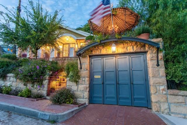 1930 Emerson Ave, Santa Barbara, CA 93103 (MLS #20-3617) :: Chris Gregoire & Chad Beuoy Real Estate