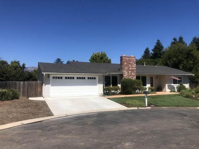 980 Village Ln, Santa Barbara, CA 93110 (MLS #20-3632) :: Chris Gregoire & Chad Beuoy Real Estate