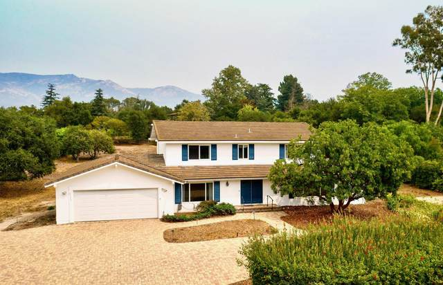 4120 Vieja Dr, Santa Barbara, CA 93110 (MLS #20-3635) :: The Zia Group