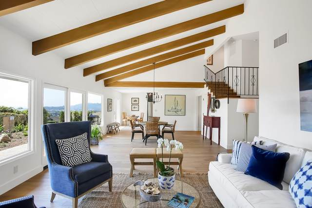 125 Eucalyptus Hill Cir, Santa Barbara, CA 93103 (MLS #20-3640) :: Chris Gregoire & Chad Beuoy Real Estate