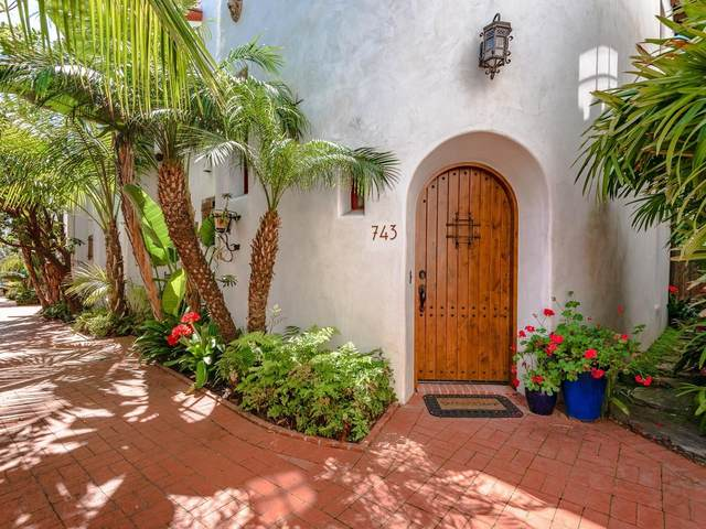 743 E Anapamu St, Santa Barbara, CA 93103 (MLS #20-3645) :: The Epstein Partners