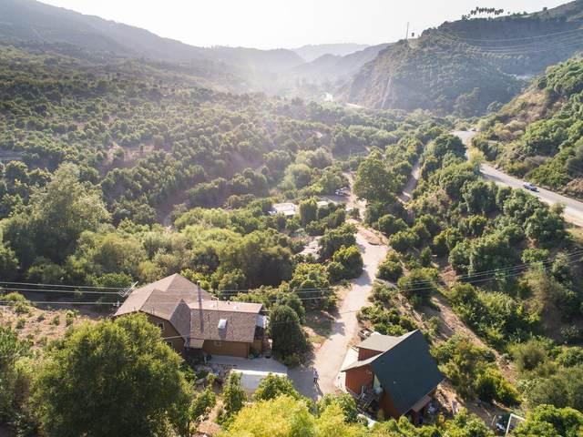 5850 Casitas Pass Rd, Ventura, CA 93001 (MLS #20-3661) :: Chris Gregoire & Chad Beuoy Real Estate