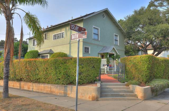 234 W Islay St, Santa Barbara, CA 93101 (MLS #20-3666) :: The Epstein Partners