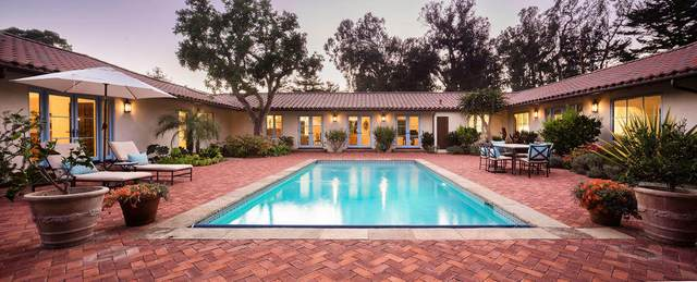 1333 School House Rd, Montecito, CA 93108 (MLS #20-3674) :: Chris Gregoire & Chad Beuoy Real Estate