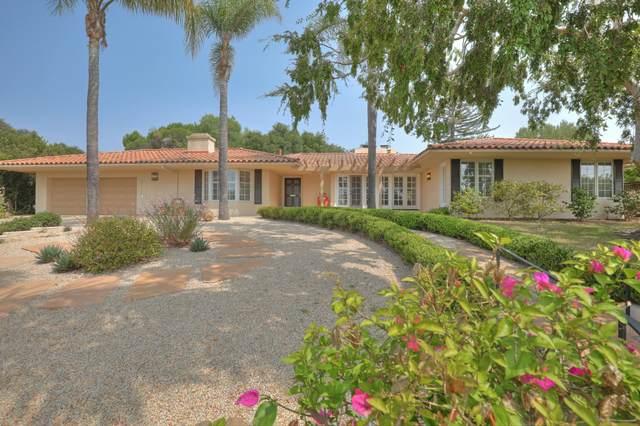 2434 Santa Barbara St, Santa Barbara, CA 93105 (MLS #20-3675) :: Chris Gregoire & Chad Beuoy Real Estate
