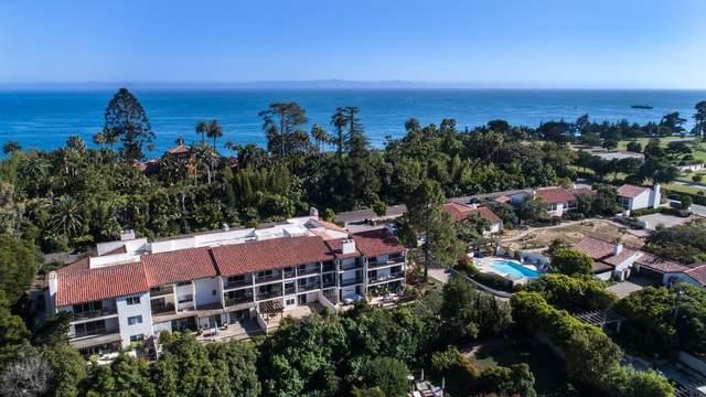 1018 Fairway Rd, Montecito, CA 93108 (MLS #20-3677) :: Chris Gregoire & Chad Beuoy Real Estate