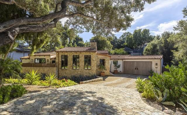 2255 Las Tunas Rd, Santa Barbara, CA 93103 (MLS #20-3682) :: The Epstein Partners