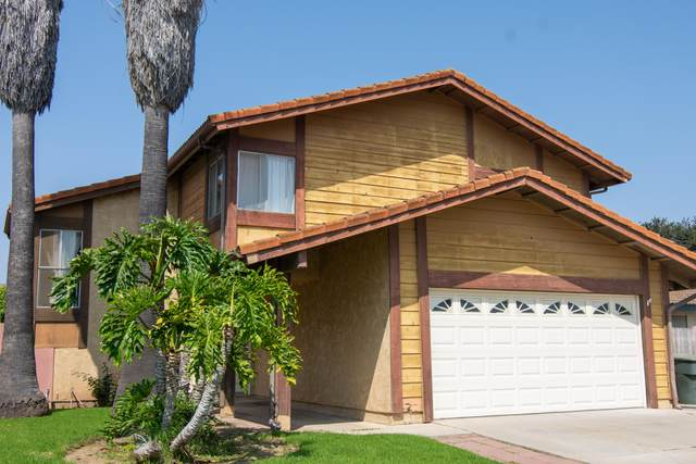 1261 Juneberry Pl, Oxnard, CA 93036 (MLS #20-3689) :: The Zia Group