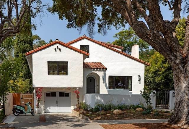419 E Arrellaga St, Santa Barbara, CA 93101 (MLS #20-3698) :: The Epstein Partners