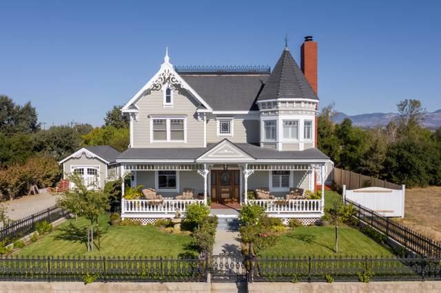 3621 Montebello St, Santa Ynez, CA 93460 (MLS #20-37) :: Chris Gregoire & Chad Beuoy Real Estate