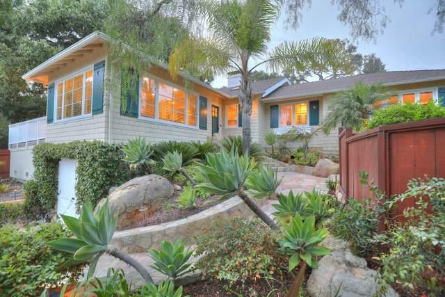 871 Tornoe Rd, Santa Barbara, CA 93105 (MLS #20-3713) :: The Epstein Partners