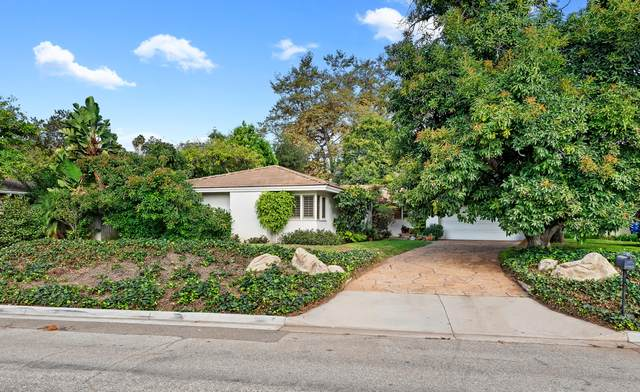 947 Via Campobello, Santa Barbara, CA 93111 (MLS #20-3715) :: The Zia Group