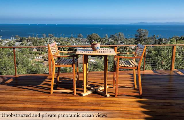 453 Vista De La Playa Lane, Santa Barbara, CA 93109 (MLS #20-3716) :: Chris Gregoire & Chad Beuoy Real Estate