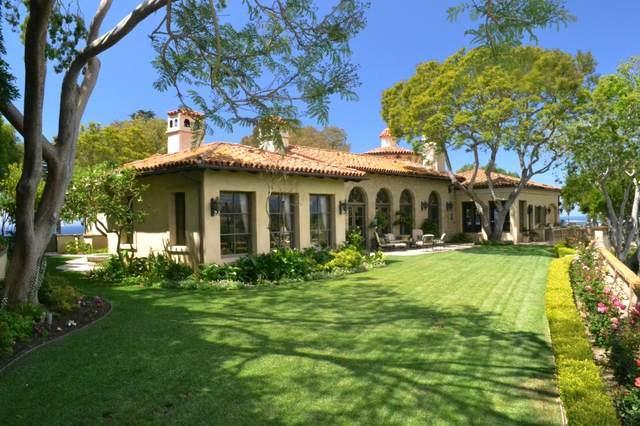 4260 Cresta Ave, Santa Barbara, CA 93110 (MLS #20-3719) :: Chris Gregoire & Chad Beuoy Real Estate