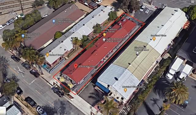 28 Anacapa St Suite C, Santa Barbara, CA 93101 (MLS #20-3723) :: Chris Gregoire & Chad Beuoy Real Estate