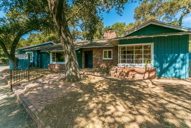 814 W Cuyama Road, Ojai, CA 93023 (MLS #20-3728) :: Chris Gregoire & Chad Beuoy Real Estate