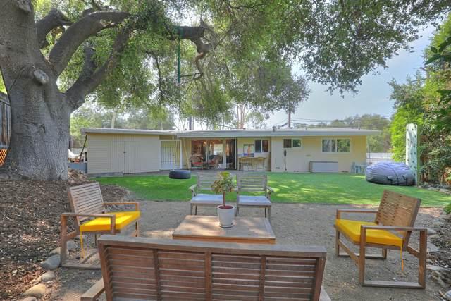 2696 Foothill Rd, Santa Barbara, CA 93105 (MLS #20-3729) :: Chris Gregoire & Chad Beuoy Real Estate