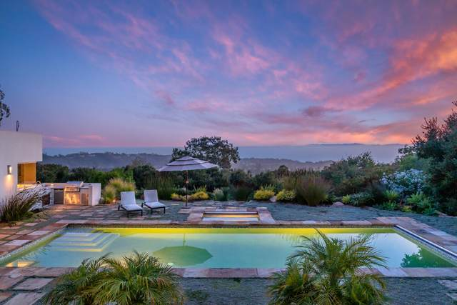 974 Park Ln, Montecito, CA 93108 (MLS #20-3733) :: The Zia Group