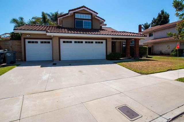 811 Daffodil Way, Oxnard, CA 93030 (MLS #20-3735) :: Chris Gregoire & Chad Beuoy Real Estate