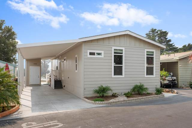 333 Old Mill Road #166, Santa Barbara, CA 93110 (MLS #20-3741) :: The Zia Group
