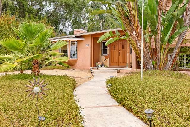 3916 Foothill Rd, Santa Barbara, CA 93110 (MLS #20-3746) :: The Zia Group