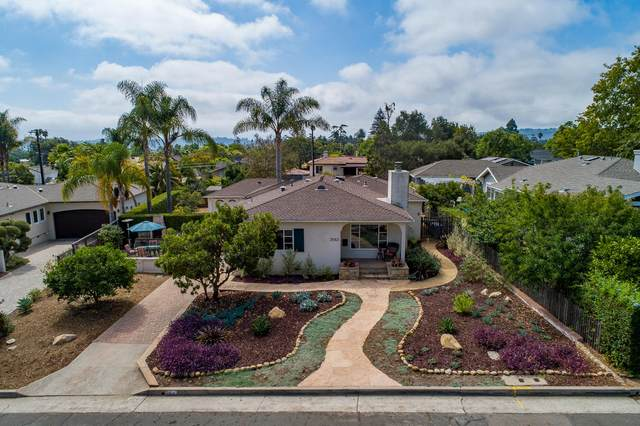 3083 Calle Mariposa, Santa Barbara, CA 93105 (MLS #20-3762) :: The Epstein Partners